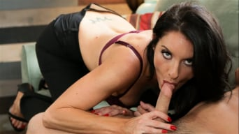 Silvia Saige in 'Forbidden Affairs 9 - My Boss's Wife - Part 1'